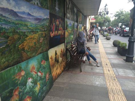 Jalan Braga, antara seni, sejarah, dan memori