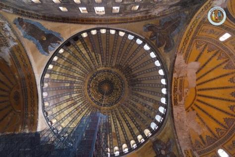 Kubah Hagia Sophia